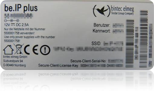 bintec be.IP Secure Client